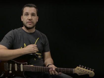 Curso de Guitarra para Iniciantes (Módulo I)