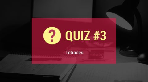 Quiz tetrades music clan