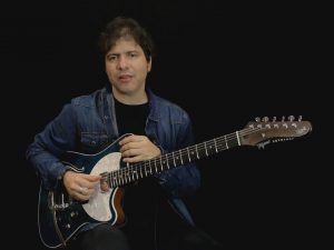 Curso de Guitarra Brasileira