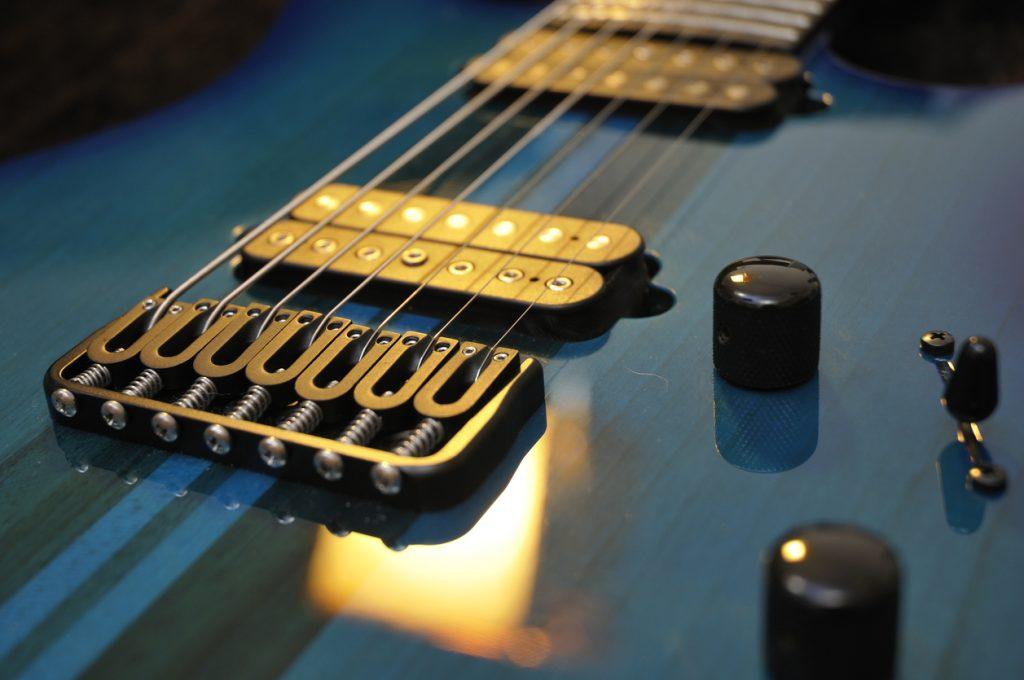 acessórios de guitarra