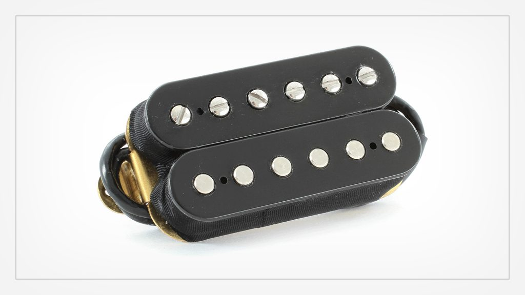 Captadores de Guitarra - Humbucker
