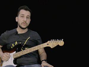 Curso de Guitarra – Nível Iniciantes (Módulo I)